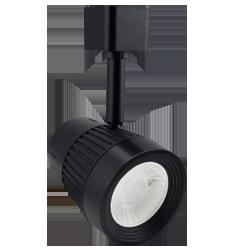 33.8 Watt ASPIRE Series J-Track High CRI 90 Dimmable LED Bulb, 3000K, Black