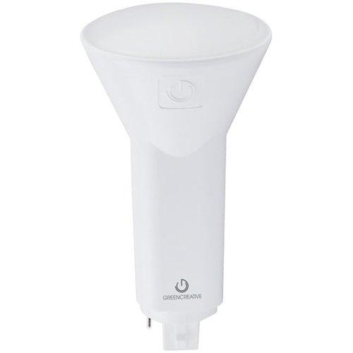 4000K 120-277V 2 Pin 6.5W G24 Base 620 Lumen Non-Dimmable LED PL Lamp