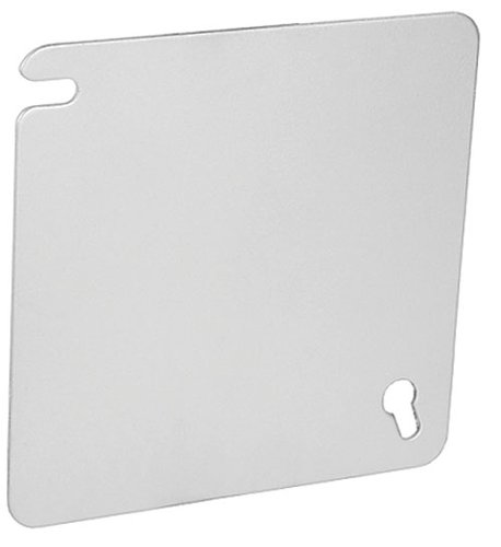 Junction Box Cover Plate for LED Strip Light Fixture Connections