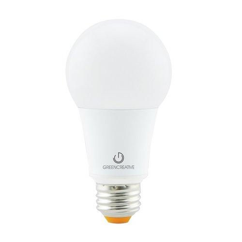 19W LED A19 Bulb, Dimmable, CRI 92, 2700K
