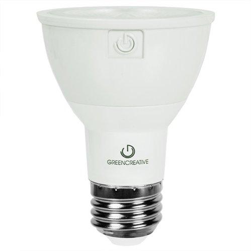 3000K, 5.5W PAR20 LED Bulb Core Series Dimmable 120V
