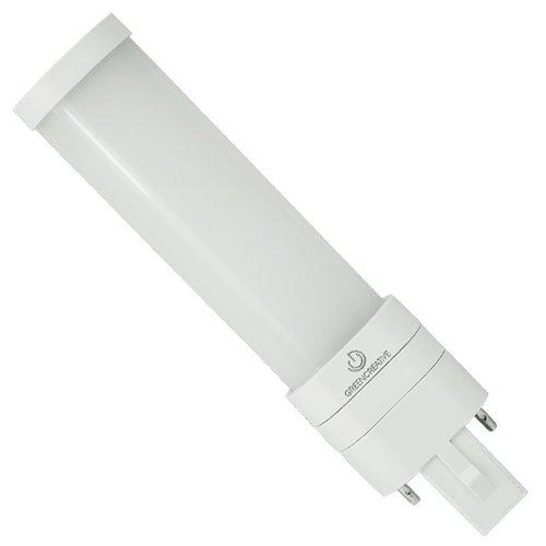 2700K 120-277V 2 Pin 3.5W GX23 Base 280 Lumen Non-Dimmable LED PL Lamp