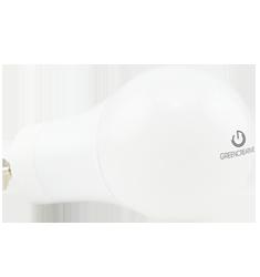 9W A19 Dimmable LED Bulb, 4000K, 300 Deg Beam Angle