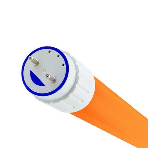 120-277V 17.5W 4 Ft. T8 LED Tube Light Bi-Pin G13 Base