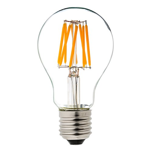 2700K 7.5W A19 Filament Dimmer LED Bulb