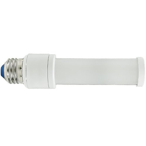 3500K, 6W LED Hybrid PL Bulb with E26 Base, 550 Lumens