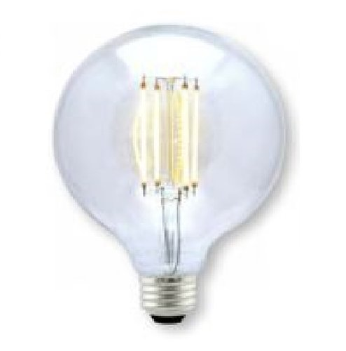 2700K 5W 430 Lumen 330 Degree Beam Dimmable G40 Filament LED Light Bulb