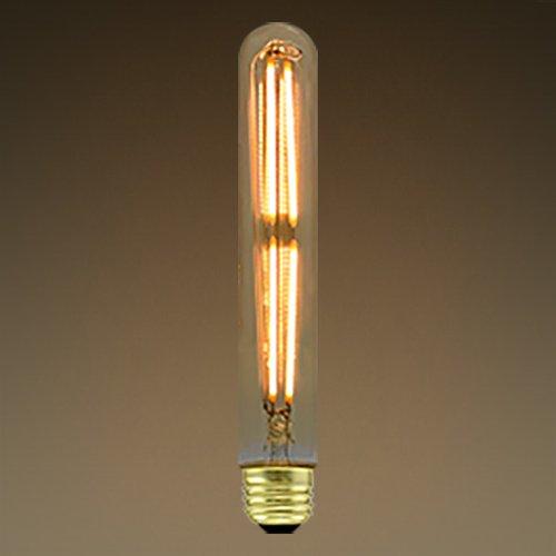 2200K 3.5W 250 Lumen 330 Degree Beam Dimmable T10 Filament LED Light Bulb