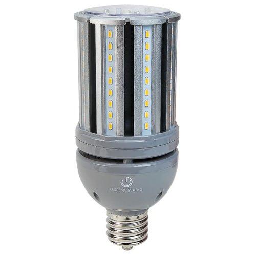 5000K, 80W LED Corn Bulb, 9600 Lumens, 175W MH Equivalent