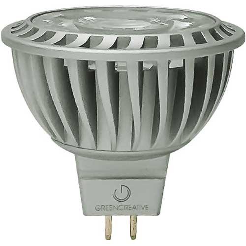 35 Degree, 3000K, 8.5W MR16 LED Bulb, Dimmable, 580 Lumens