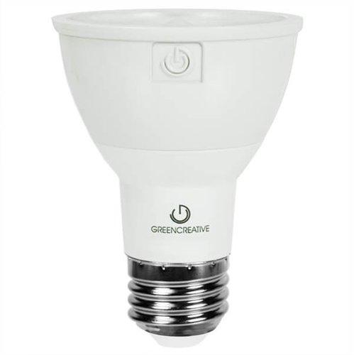2700K 8W PAR20 LED Bulb Refine Series 120V Dimmable 535Lm