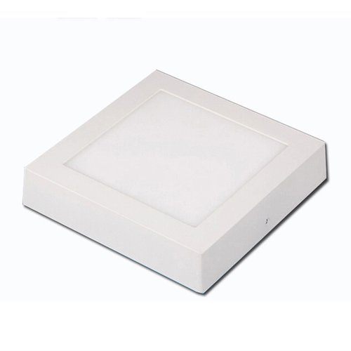 3000K 15W 7 Inch Square Surface Downlight