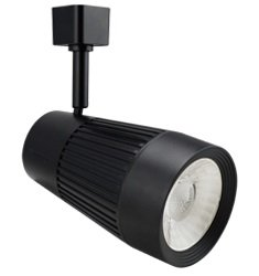 22 Watt ASPIRE Series H-Track High CRI 90 Dimmable LED Bulb, 3000K, Black