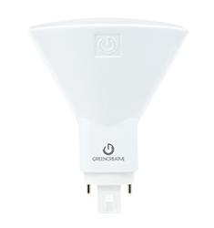 11W PL V EDGE Series DIRect Ballast Compatible LED Bulb, 2700K