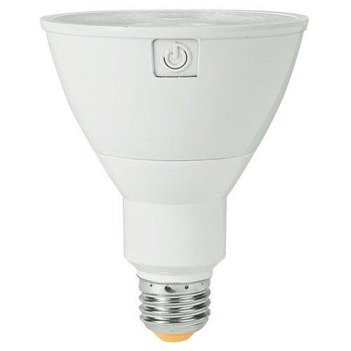 4000K, 19W PAR38 High Output LED Bulb 277V Non-Dimmable