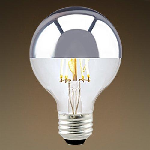 2700K 4.5W 80 CRI 400 Lumen A19 Filament LED Light Bulb