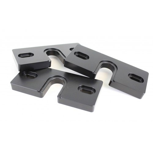 1-Cable Back Plate for LED Strip Light Fixture