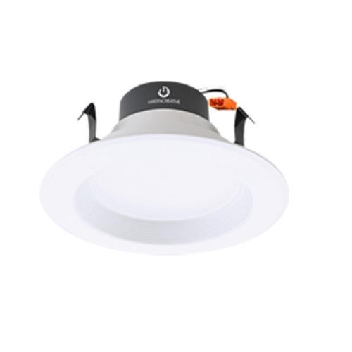 "10W 4"" LED Retrofit Downlight, Dimmable, 90+ CRI, 4000K"