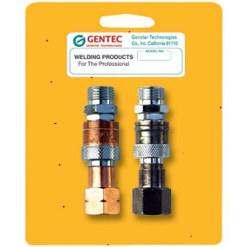 Fuel Gases, Oxygen Quick Connector Set