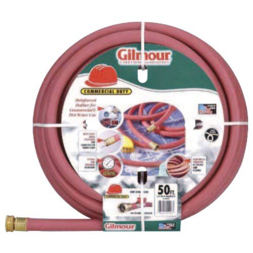 50 Foot 3/4 Inch 4 Ply Kink Resistant Full Flo Water Hose