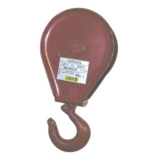"""Hayfork Pulley with Eye Mounting, 1.2"""""""