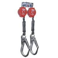 Twin Turbo Fall Protection System with D-Ring Connector