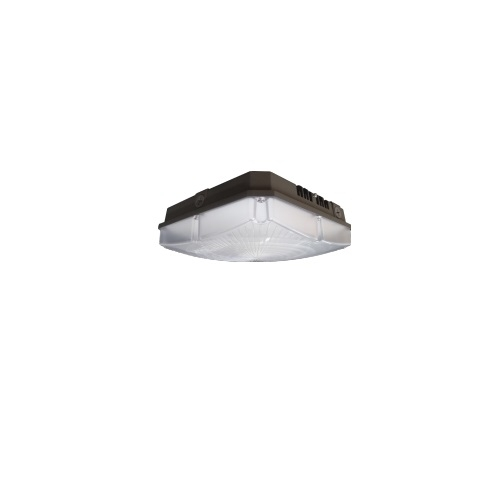 66W LED Canopy Light Fixture, 250W Retrofit, Dimmable, 8455 lm, 4000K