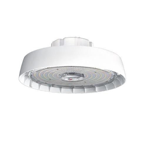 237W LED Round High Bay, 26021 lm, 120V-277V, 4000K, Frosted
