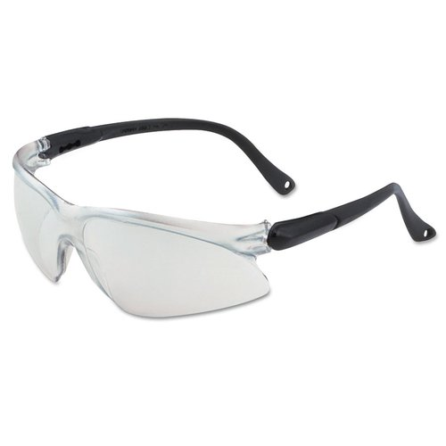 Jackson Safety 25627 V10 Element Safety Glasses Clear Lenses with Clear Frame Jackson* Safety Brand KCC25627