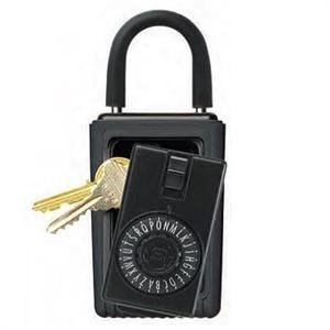 KeySafe Original Portable Dial, Black