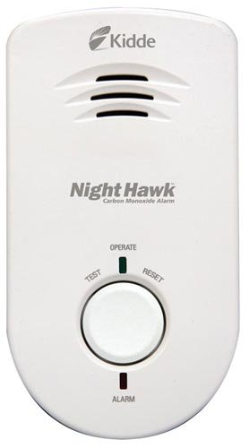 Nighthawk Battery Operated Carbon Monoxide Alarm, Basic