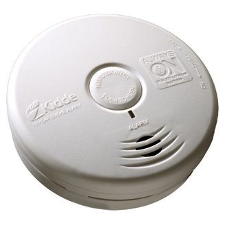Worry-Free Living Area Sealed Battery Power Smoke Alarm