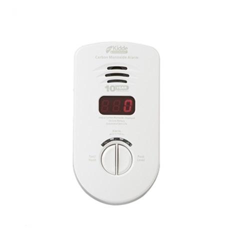 Kidde 120v Ac Dc Plug In Carbon Monoxide Alarm 10 Yr Sealed