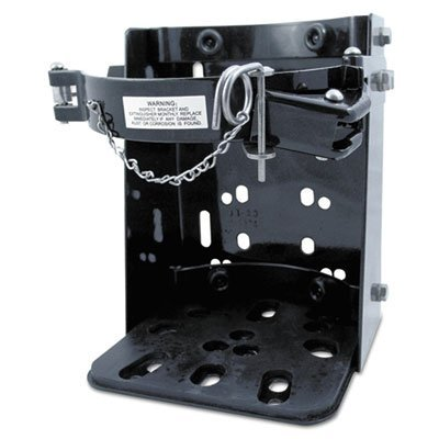 Heavy-Duty Vehicle Bracket for 20-Pound Dry Chemical Fire Extinguishers