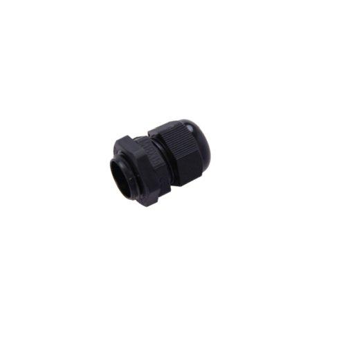 Waterproof Indoor/Outdoor Strain Relief Cord Grip, Bag of 10