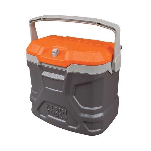 Tradesman Pro Tough Box Industrial 9 Qt Cooler w/Interior Lid Compartment