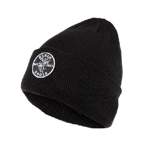 Knit Hat, Black