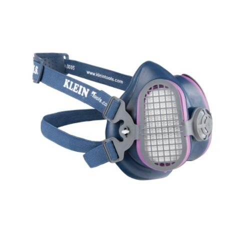P100 Half-Mask Respirator, Medium/Large
