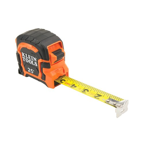 Double Hook Magnetic Tape Measure, 25'
