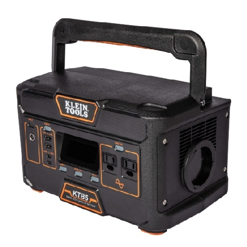 7.5-in x 11.75-in Portable Power Station, 546Wh, 120V
