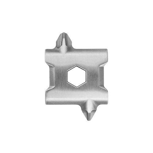 Link Piece 12 for Stainless Steel Tread Multitool Linked Bracelet