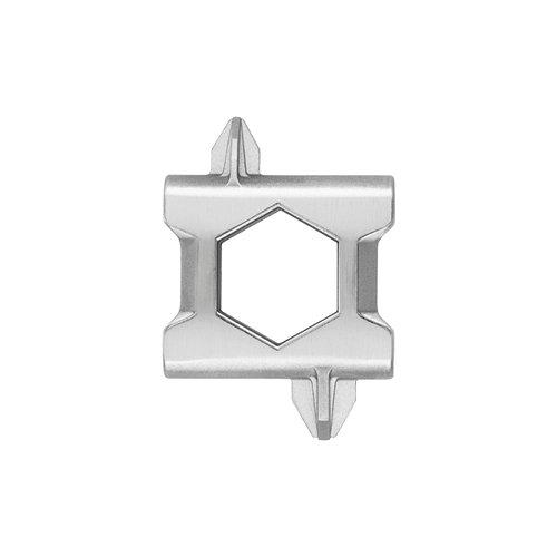 Link Piece 17 for Stainless Steel Tread Multitool Linked Bracelet