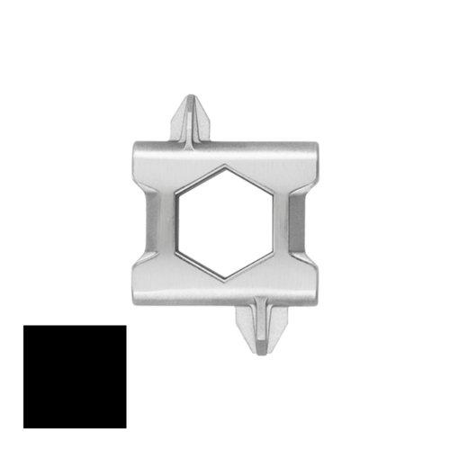 Link Piece 17 for Black Stainless Steel Tread Multitool Linked Bracelet
