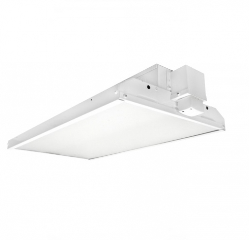 90W 1x2 LED Linear High Bay, 250W MH Retrofit, 0-10V Dimmable, 11294 lm, 5000K