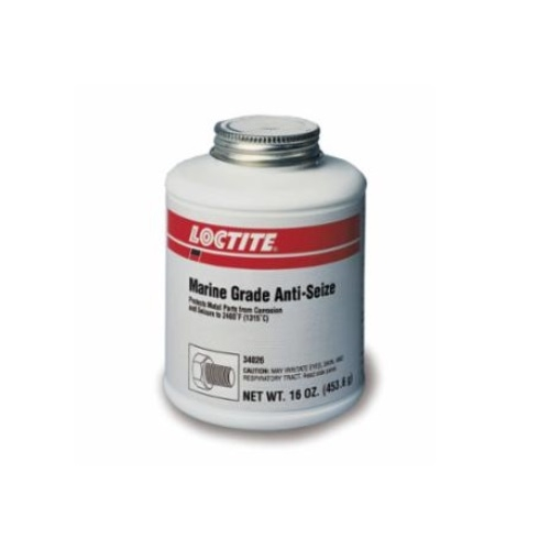 Marine Grade Anti-Seize, 8 oz. Bottle