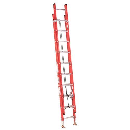 Louisville Ladder 16 Fiberglass Extension Ladder