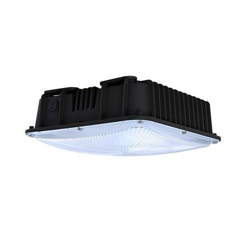 75W LED Canopy Fixture 5000K 7900 Lumen 250W MH Equivalent  sc 1 st  HomElectrical.com & Lamp Shining LED LSCP-75W(5000K) 75W LED Canopy Fixture 7900 ...