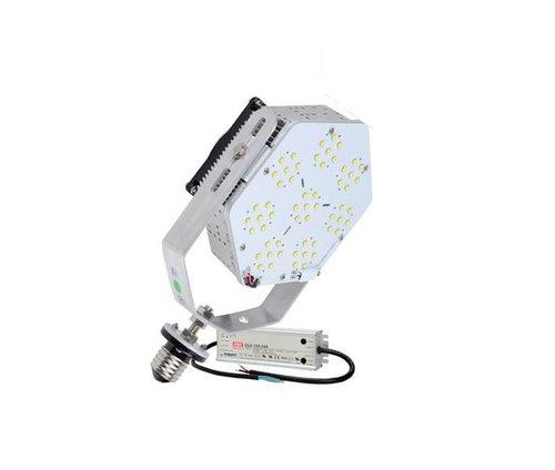 5000K, 100W LED Shoebox Retrofit Kit, 13300 Lumens, 500W Equivalent