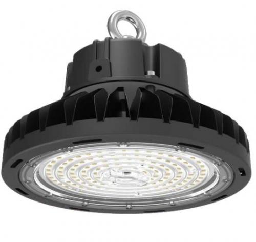 200W Slim LED UFO High Bay, 600W HID Retrofit, 16000 lm, 100V-277V, 5000K