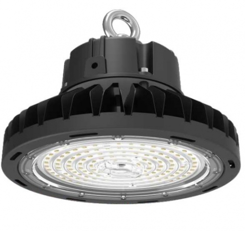200W Slim LED UFO High Bay, 600W HID Retrofit, 16000 lm, 347V-480V, 5000K